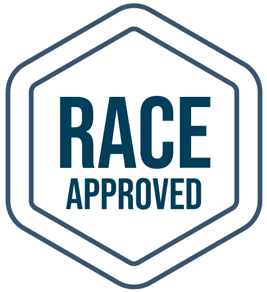 RACE Approved Badge